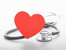 Heart care Royalty Free Stock Photos