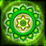 The Heart Chakra Stock Photos