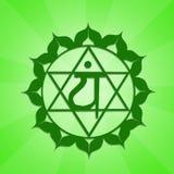 Heart Chakra Royalty Free Stock Photo