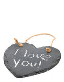 Heart Chalkboard Stock Images