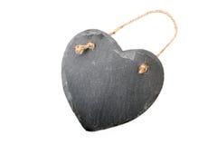 Heart Chalkboard Stock Image