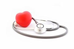 Heart checkup Stock Image