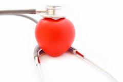 Heart checkup Stock Photo