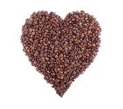 Heart Of Coffee stock photo