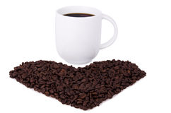 Coffee lovers Stock Image