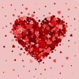 Love heart5 Royalty Free Stock Image