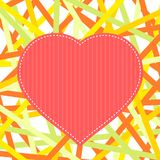 Heart Concept Background Royalty Free Stock Photos
