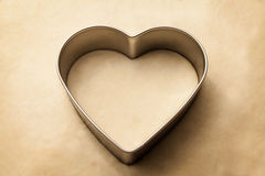 Heart cutter Stock Photo