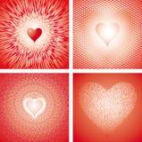 Heart dance VII Stock Image