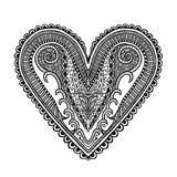 Heart decoration Royalty Free Stock Photos
