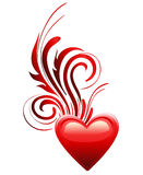 Heart design Royalty Free Stock Images