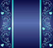 Heart design background Royalty Free Stock Images