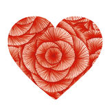 Heart design Royalty Free Stock Photography