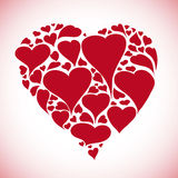 Heart design Royalty Free Stock Photo