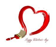 Heart design vector Stock Images