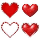 Heart Designs Royalty Free Stock Images