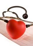 Heart diagnosis Royalty Free Stock Image