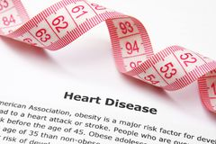 Heart disease Royalty Free Stock Photos