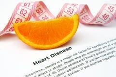 Heart disease concept Royalty Free Stock Photos