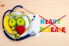 Heart disease Royalty Free Stock Images