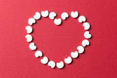 Heart disease medication Stock Images