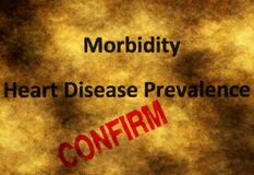 Free Heart Disease Prevalence Royalty Free Stock Photos - 169495398