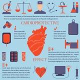 Heart diseases Royalty Free Stock Photos