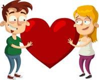Heart donor Stock Photo