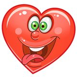 Heart Emoticons Smiley Emoji Royalty Free Stock Photo
