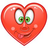 Heart Emoticons Smiley Emoji Royalty Free Stock Photography
