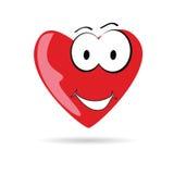 Heart with eye art illustration Stock Photo