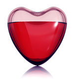 Heart filled with love Royalty Free Stock Photo