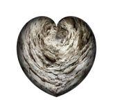 Heart of flint Stock Images