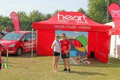 Heart FM Royalty Free Stock Photo