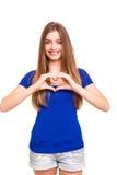 Heart form Stock Photo