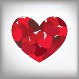 Heart Frame. Valentine S Day Card Stock Photos