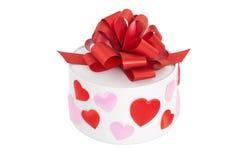 Heart&gift配件箱8 图库摄影