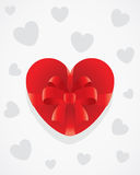 Heart Gift Card Stock Images