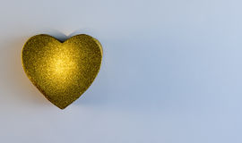 Heart Of Gold Stock Images