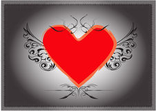 The heart Stock Photo