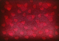 Heart on grungy background Stock Photo