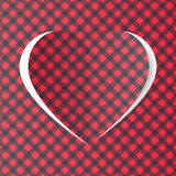 Heart handmade Royalty Free Stock Photo