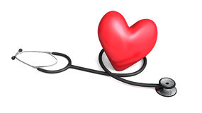 Heart Health Royalty Free Stock Photography