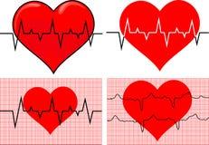 Heart healthcare Stock Image