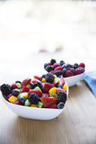 Heart Healthy Fruit Salads Royalty Free Stock Image