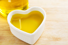 Heart Healthy Oils Royalty Free Stock Photography