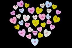 Heart of hearts Stock Photos