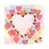 Heart of Hearts royalty free stock image