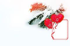 Heart.Holiday card Stock Photo