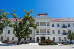Heart hospital in Balatonfured Stock Images